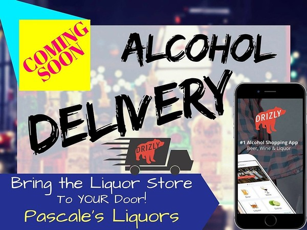 Drizly, the online liquor delivery service, is coming to Upstate New York.