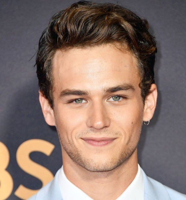 Actor Brandon Flynn attends the 69th Annual Primetime Emmy Awards at Microsoft Theater on September 17, 2017 in Los Angeles, California.  (Photo by Frazer Harrison/Getty Images)