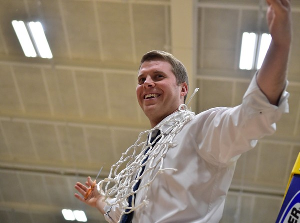 Le Moyne men's basketball coach Patrick Beilein is reportedly the front-runner to take over at Siena.