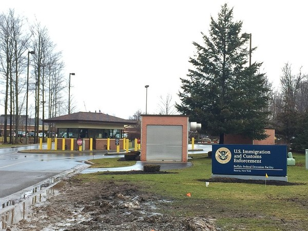 The Buffalo Federal Immigration Detention Facility in Batavia, N.Y., has a detention center for 600 immigrants. There are also court rooms for immigration court. Fewer than 20 percent of the asylum requests are granted in that court.