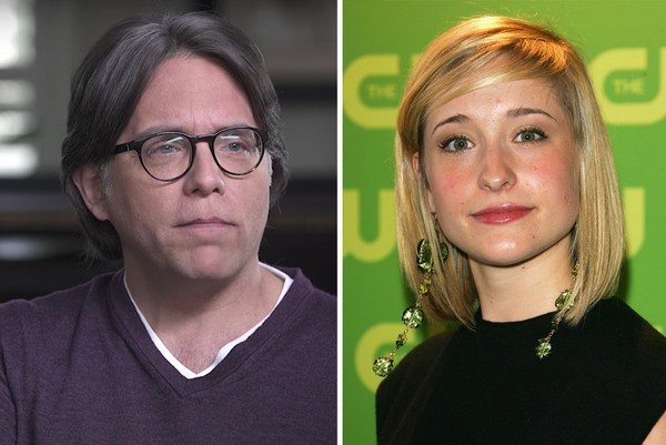 Smallville star Allison Mack pleads not guilty on sex cult charges