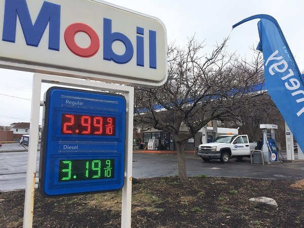 When Will Gas Prices Hit 3 A Gallon In Central Ny Upstate
