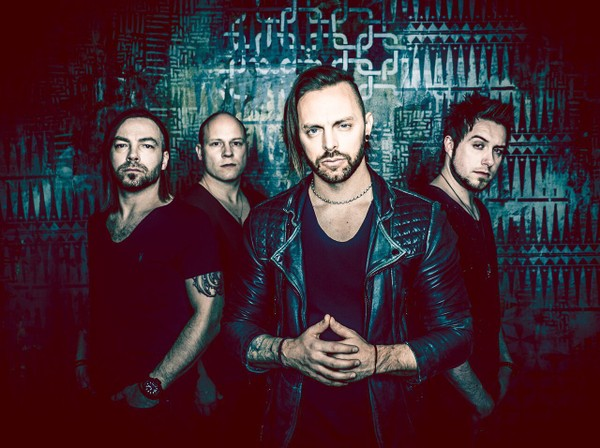 Bullet for My Valentine will perform at SI Hall in Geddes on Oct. 3, 2018. (Provided Photo)