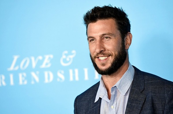 "Actor Pablo Schreiber poses at the premiere of the film ""Love & Friendship"" in a file photo."