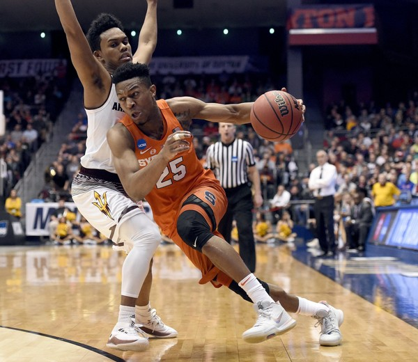 How Will Syracuse Basketball Be Impacted If Tyus Battle