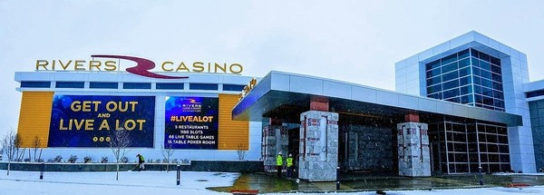 Rivers Casino & Resort in Schenectady. ( Courtesy of Rivers Casino)
