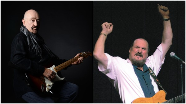 Dave Mason (left) and Steve Cropper will perform at the 2018 New York State Fair.