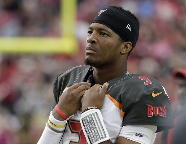 Ronald Darby says accusations against Jameis Winston 'are not true'