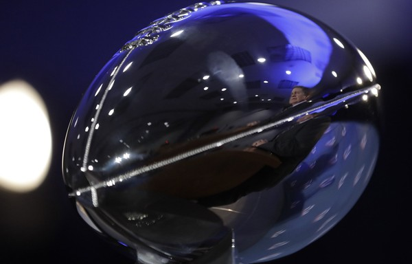 Who will be competing for the Vince Lombardi Trophy in Super Bowl LII? (AP Photo | David J. Phillip)