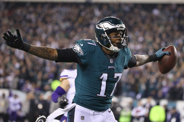 ffe97ffb Eagles' Alshon Jeffery undergoes surgery, after playing with injury ...