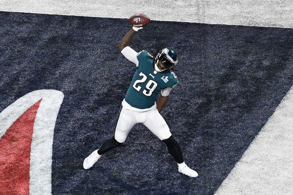 bfbbf0fb00a After one season with the Eagles, LeGarrette Blount is heading to the  Lions.(