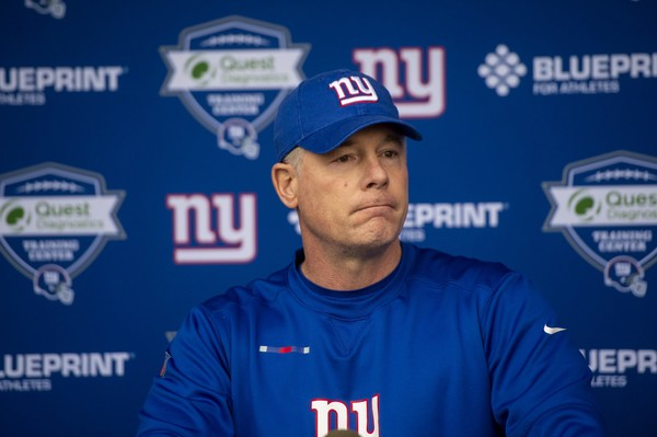 382dbfe4365 Giants coach Pat Shurmur and QB prospect Josh Allen already have a  relationship. (Howard