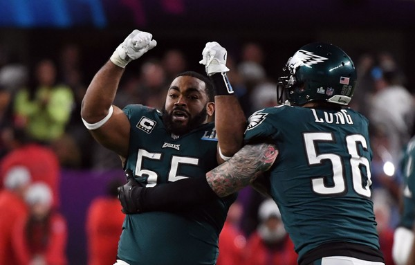 Philadelphia Eagles invited to visit White House on June 5, report says