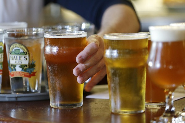 A report published Tuesday says that Oregon is No. 3 nationwide in the rate of alcohol-related deaths.