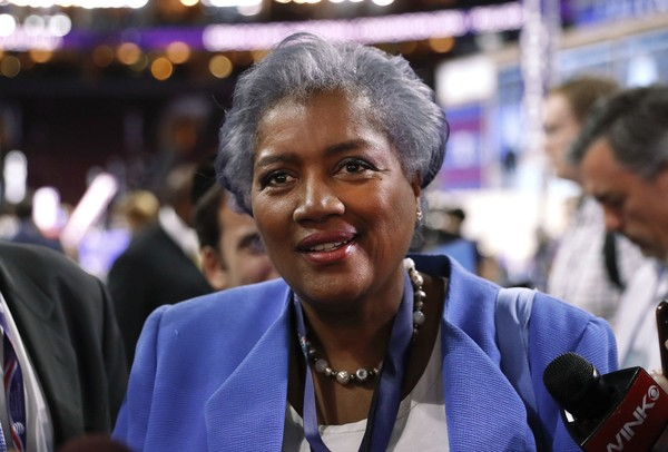 """Former Democratic National Committee Chairwoman Donna Brazile. Her new book, """"Hacks,"""" has roiled Democratic political circles. (PennLive file)"""