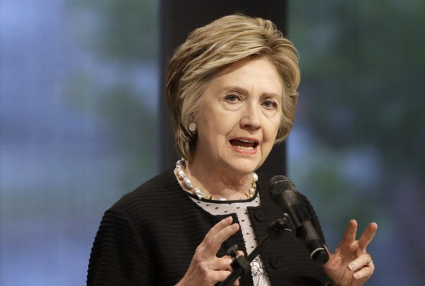 File In This June   File Photo Former Secretary Of State Hillary