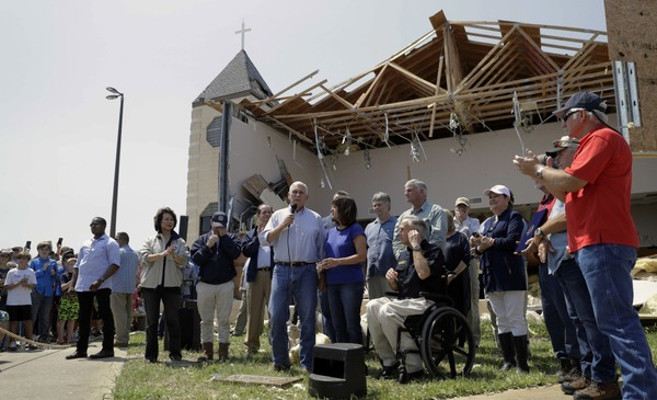 FEMA allows churches to apply retroactively for disaster aid