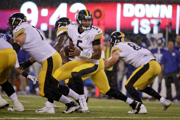Steelers vs. Lions: Score, results, highlights from Week 8 game in Detroit