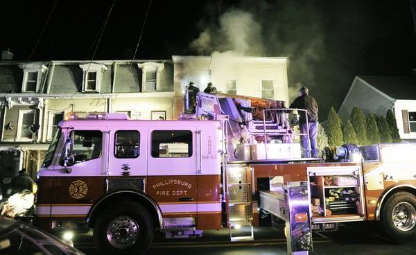 Phillipsburg will be getting a new $600,000 fire truck. (Tim Wynkoop | lehighvalleylive.com file photo)