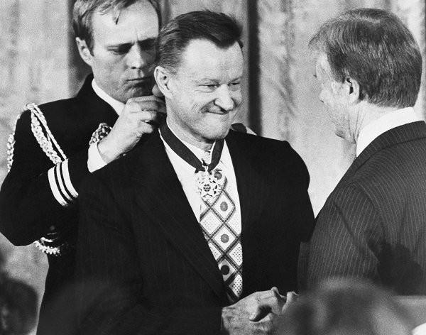 Zbigniew Brzezinski, national security adviser to President Carter, dead at 89