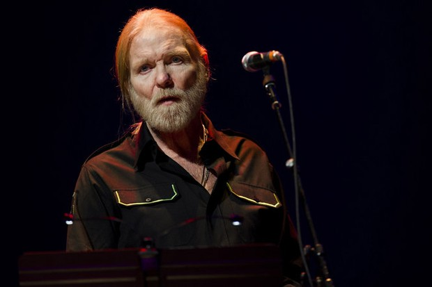 Gregg Allman of The Allman Brothers Band dies at 69
