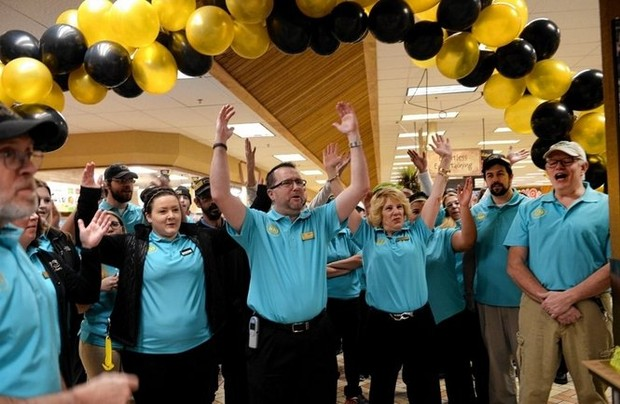 wegmans scholarship Rochester, ny – wegmans awarded college scholarships to more than 2,000 employees, the most ever in a single year for the company the scholarships for 2,019 new recipients were awarded through its wegmans employee scholarship.