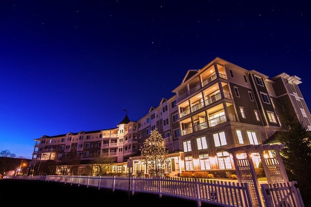 Finger Lakes Hotel Voted No 1 Waterfront Hotel In America
