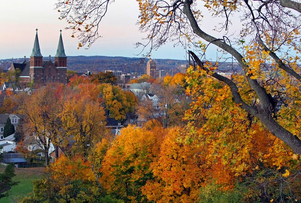 fall colors in upstate ny  best places to see them the