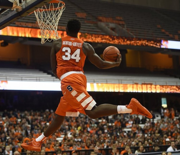 East Syracuse Ny >> Orange Madness dunk contest: Which Syracuse basketball players are in, why most stay out ...