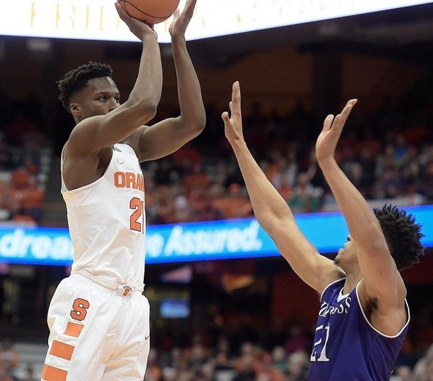 Assessing The State Of Syracuse Basketball Forward Tyler