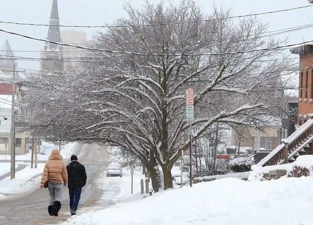 How much snow fell in Upstate NY in winter storm? Check our list of 270 places