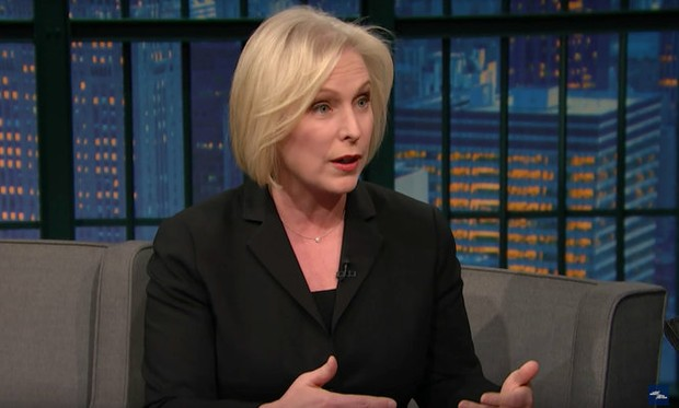will kirsten gillibrand run for president in 2020  ny