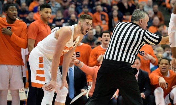 Syracuse basketball will play NIT games with experimental rules