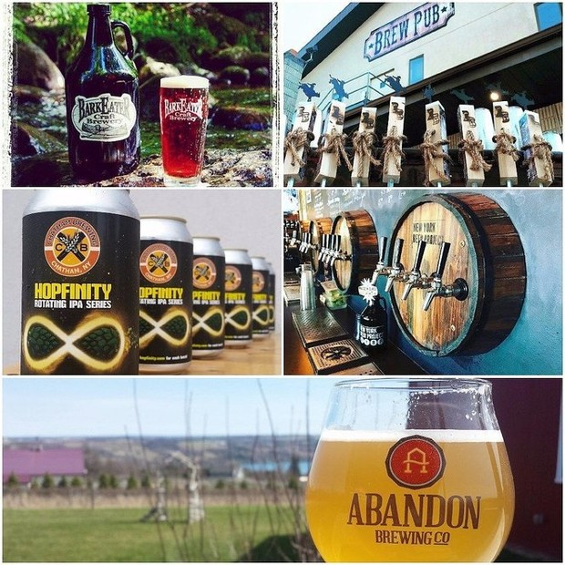 Where the breweries are: The beer-iest counties in New York, ranked