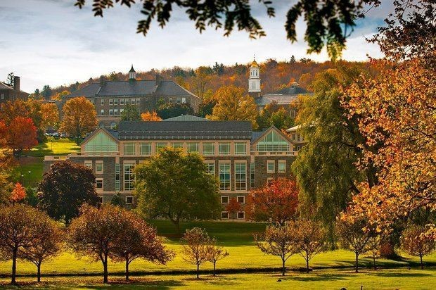Colgate Acceptance Rate >> And the most beautiful college campus in New York State is... | NewYorkUpstate.com