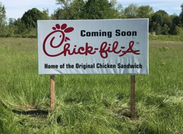 Chick-fil-A 'coming soon' sign spotted: Is this the next Upstate NY location?