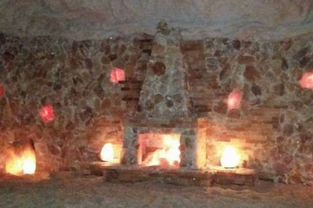 Want To Relax In A Salt Cave In The Albany Area New