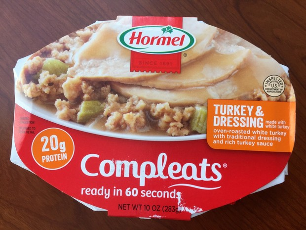 relationship between tv dinners and thanksgiving
