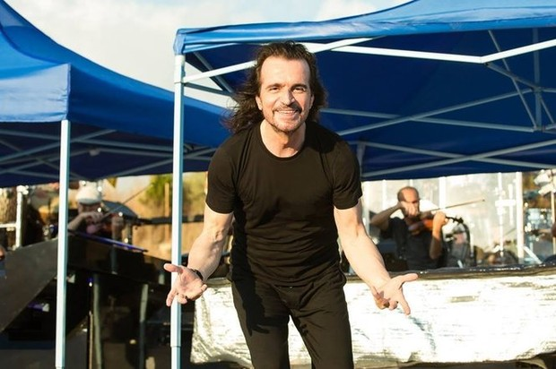 Yanni coming to perform at Lakeview Amphitheater