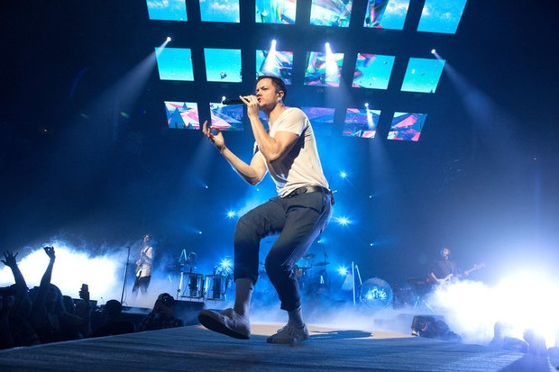 Imagine Dragons to perform at Lakeview Amphitheater with 'AGT' winner