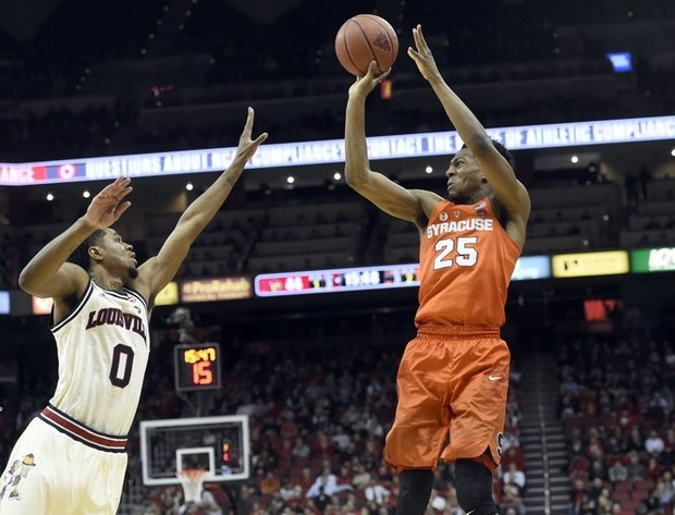 bf28d399ab52 How will Syracuse basketball be impacted if Tyus Battle leaves for the NBA