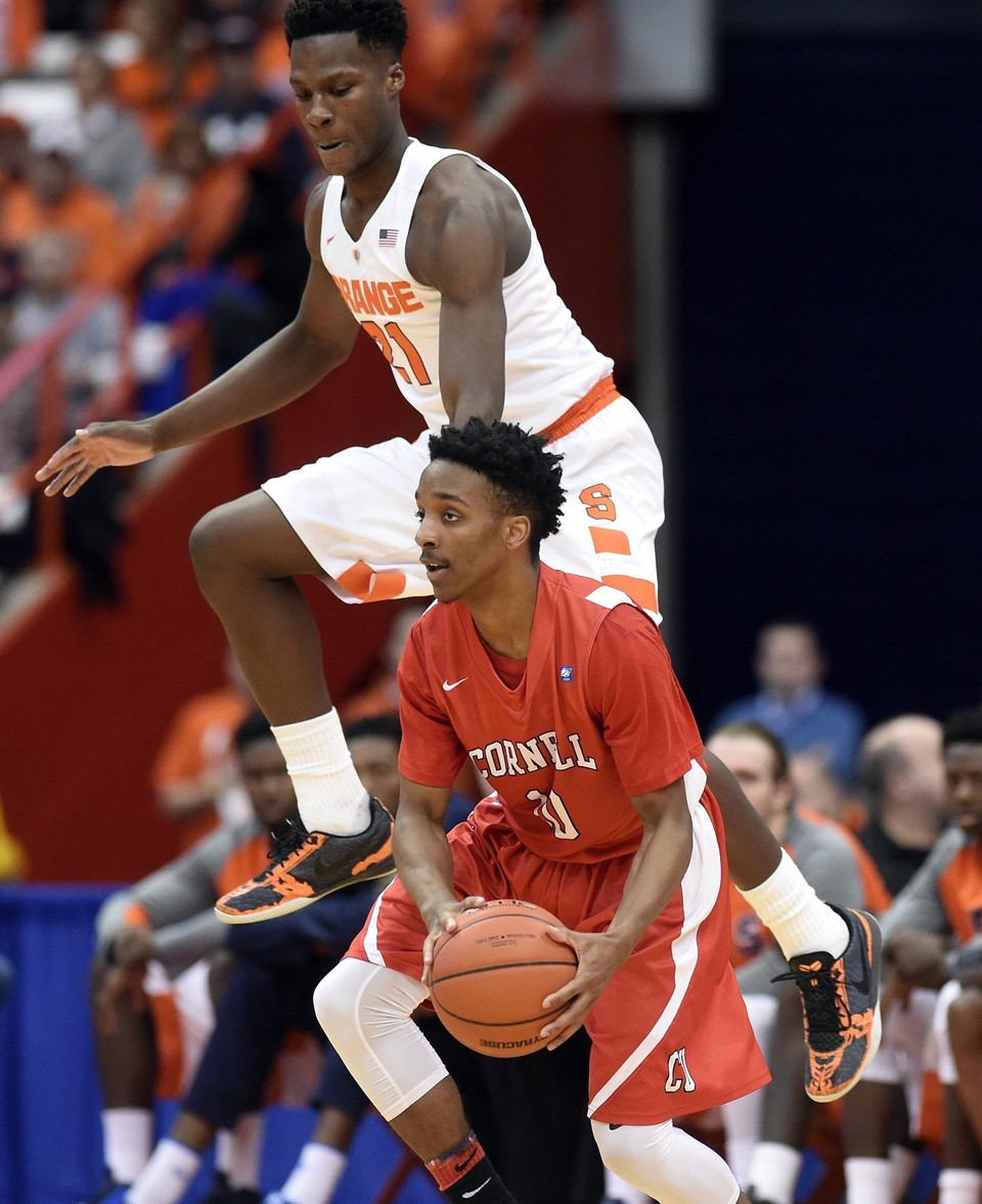 Syracuse basketball vs. Cornell: 10 things to watch for in opener ...
