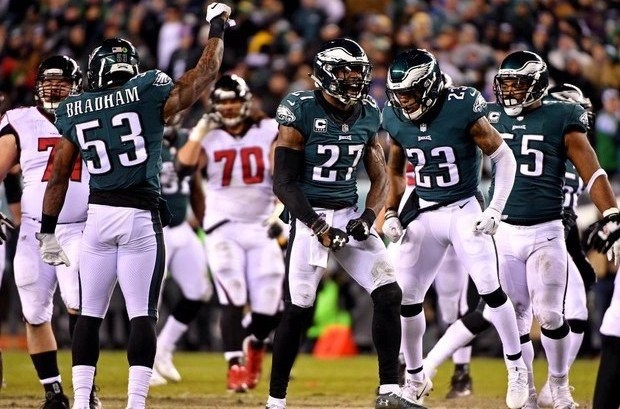 NFC Championship Game prediction  Eagles beat Minnesota Vikings to reach  Super Bowl 52 d9867208d