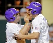 LSU baseball looks to take series from Texas: Live updates
