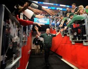 NCAA Tourney; Michigan State tops Bucknell, 82-78