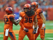 Syracuse football vs. North Carolina: Live updates and fan chat with Brent Axe