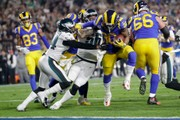 Philadelphia Eagles at Los Angeles Rams: live stats, updates, analysis and more