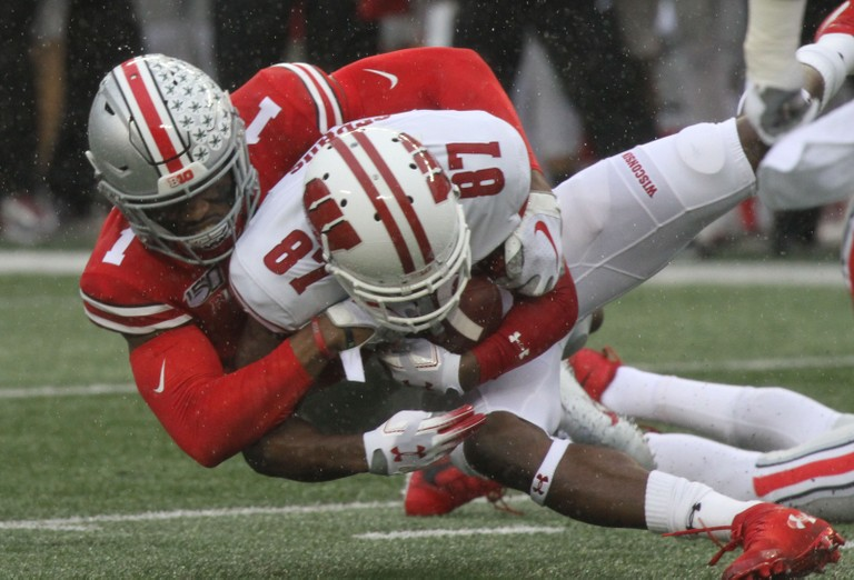 Ohio State Buckeyes At Wisconsin Badgers Live Score Updates