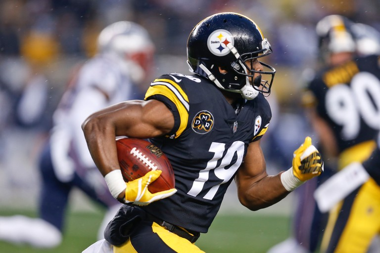 STEELERS ON 11: Steelers clinch first-round bye with win against Texans