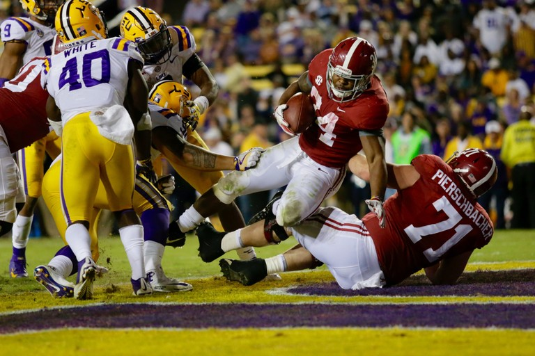 LSU gets routed by Alabama in SEC showdown  stats 52aae89ba